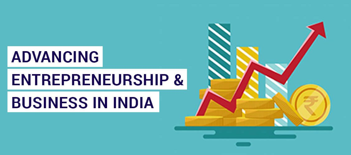 The Government's Role In Advancing Entrepreneurship & Business In India  | The Money Gig