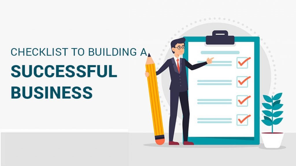 6 Point Checklist To Building A Successful Business | The Money Gig
