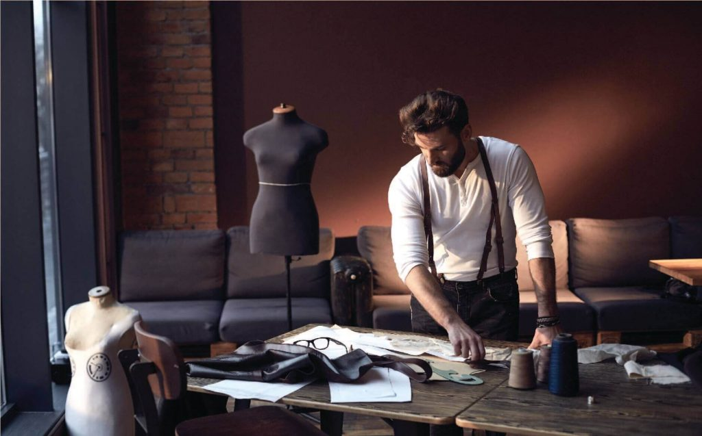 A Uniformed Tailoring Headquarters Business startup idea| The Money Gig
