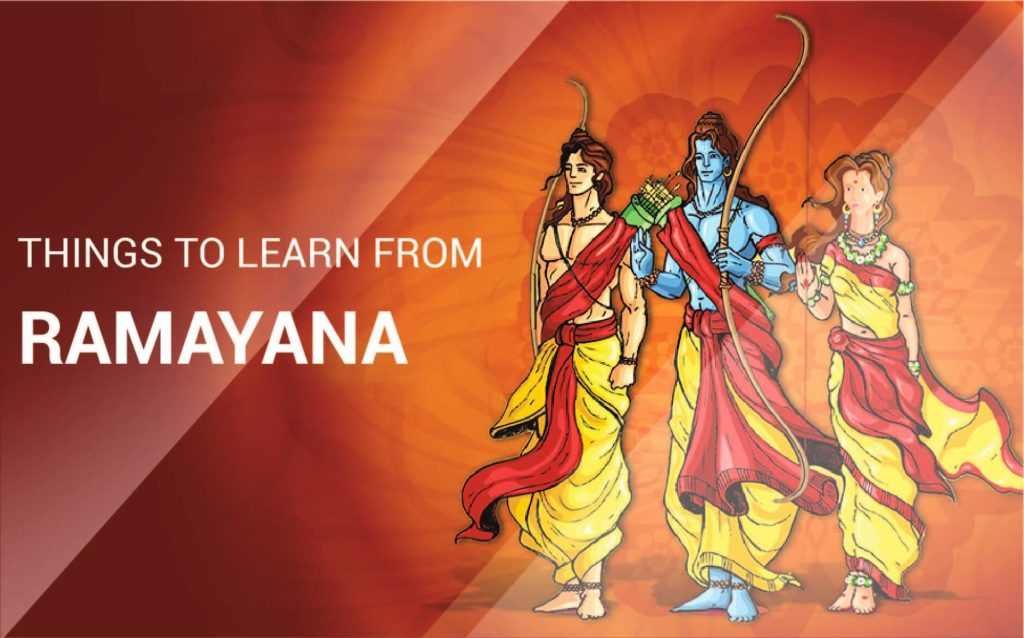 Ramayan Learning for entrepreneur or business