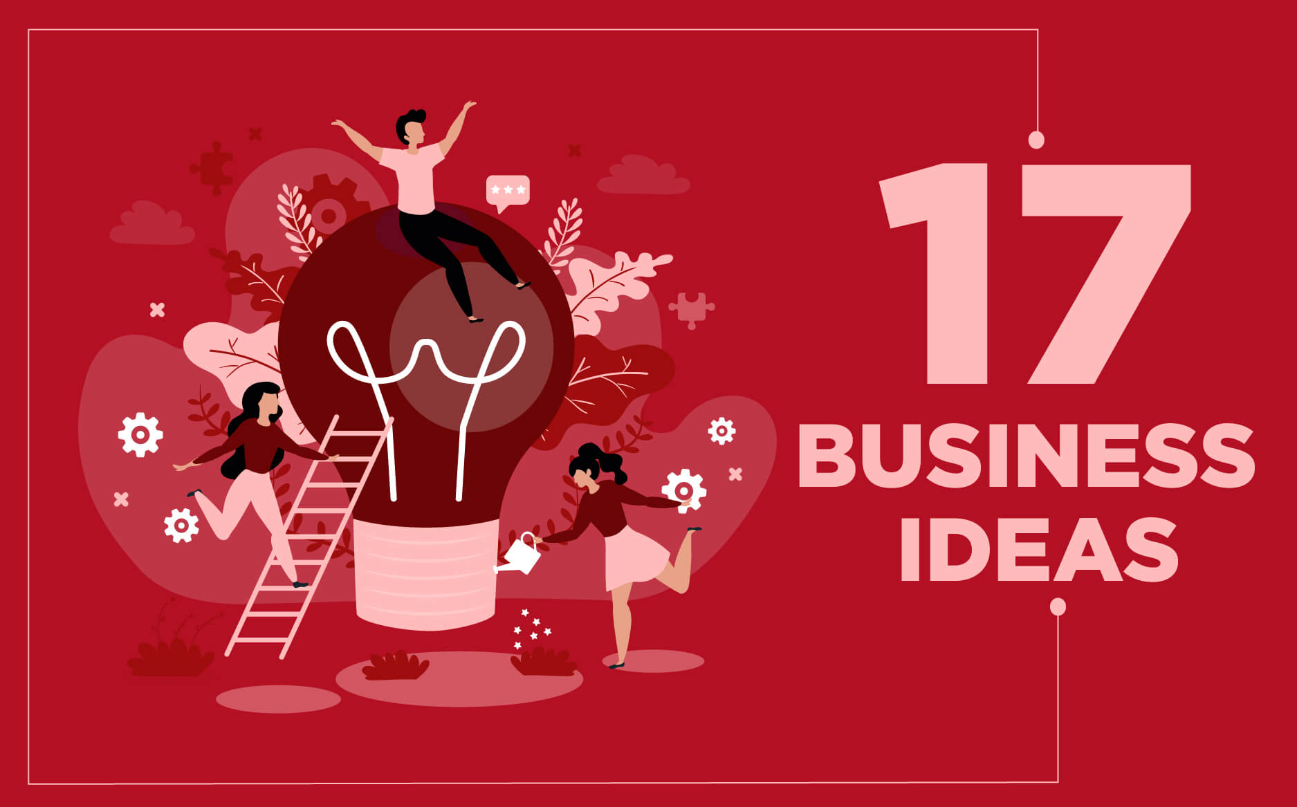 17 Business ideas from home | The Money gig