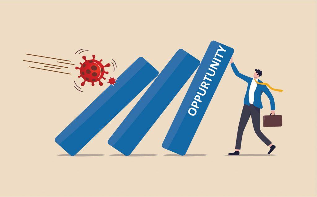 Oppurtunity of Coronavirus on Business India