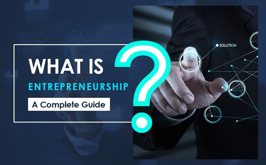 What is Entrepreneurship | The Money GIg