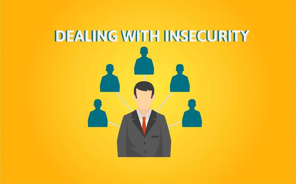 """""""DEALING WITH INSECURITY""""- Motivational Quotes for Entrepreneurs (1)"""
