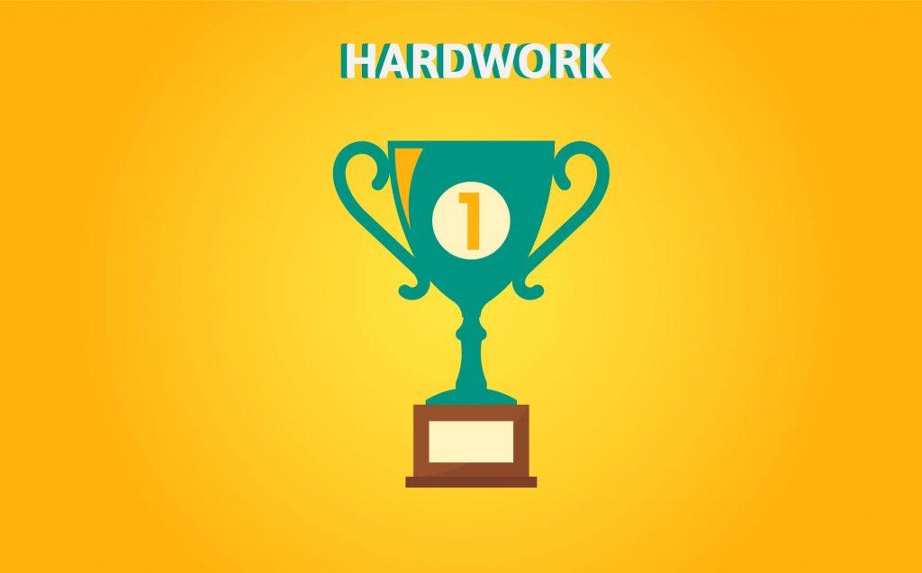 """HARD WORK""- Motivational Quotes for Entrepreneurs"