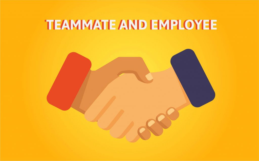 """""""TREATING YOUR TEAMMATES RIGHT""""- Motivational Quotes for Entrepreneurs"""
