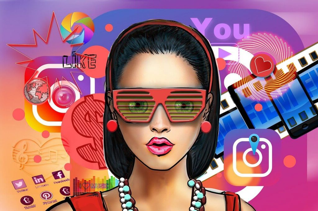 Influencers to sell on Instagram