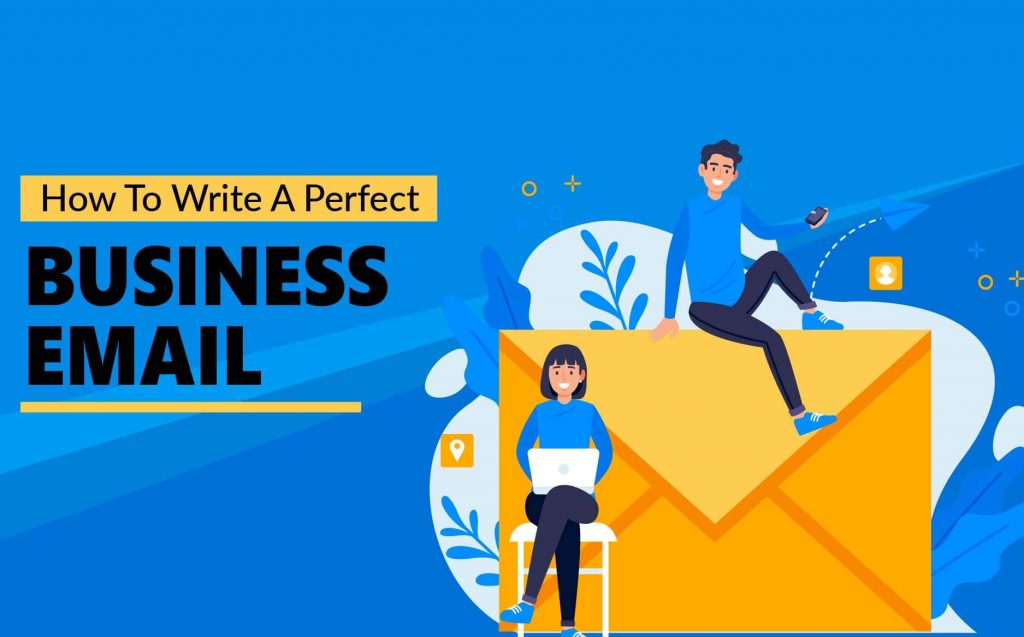 How to write Business Email | The Money Gig