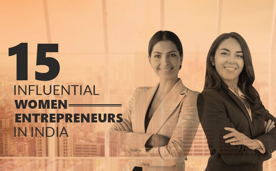 Influential Women Entrepreneurs in india