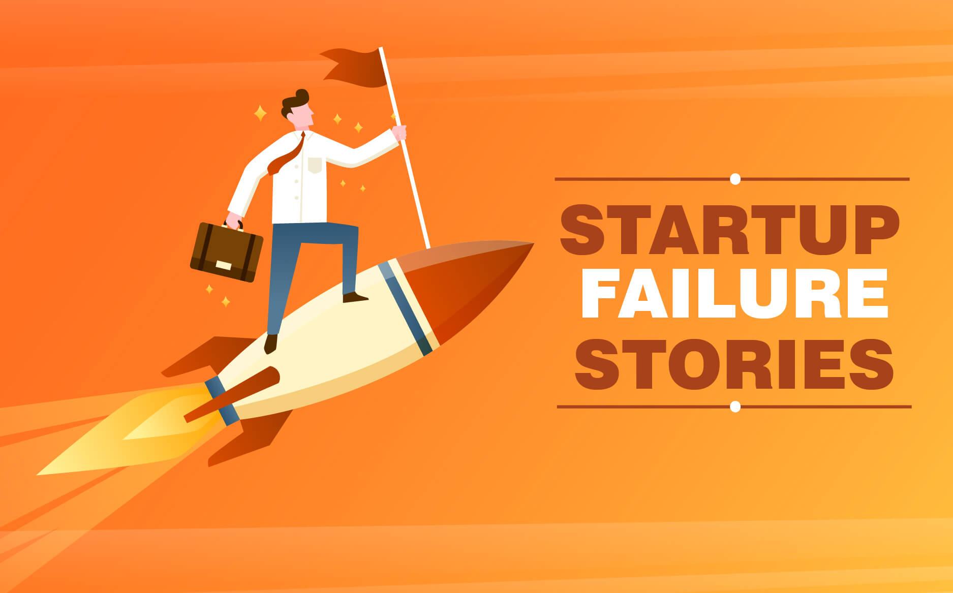 Startup failure | The Money gig