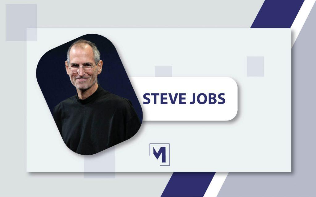 Steve Jobs - Entrepreneur | The Money Gig