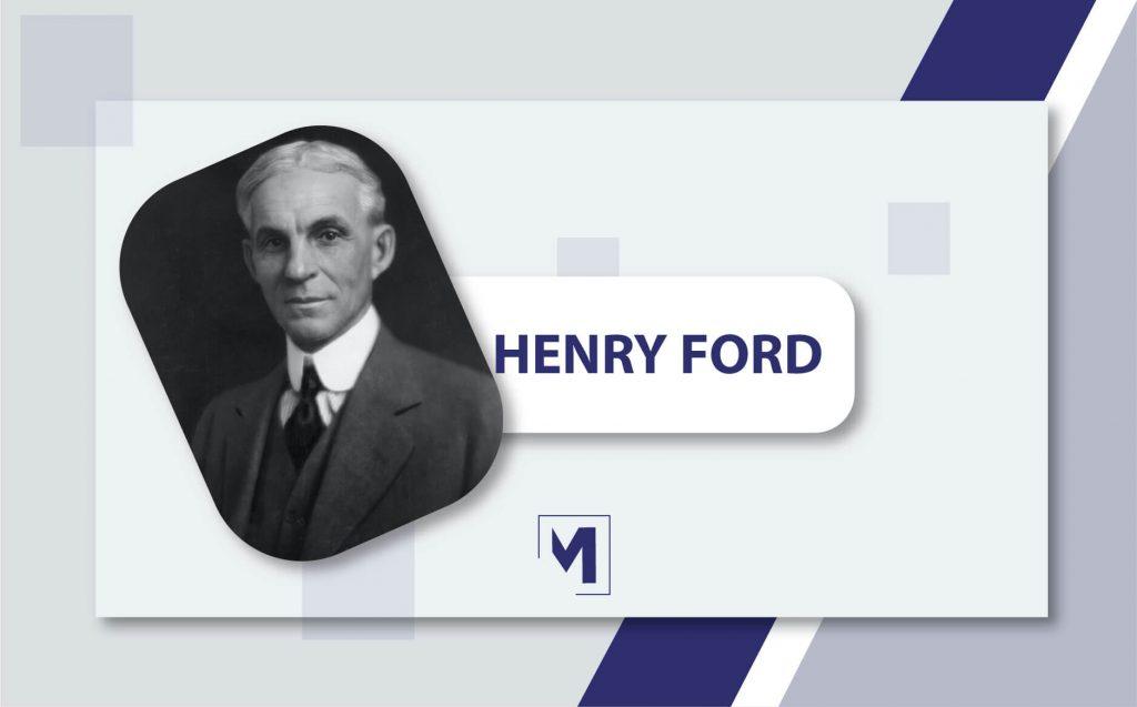 Henry Ford - Entrepreneur | The Money Gig