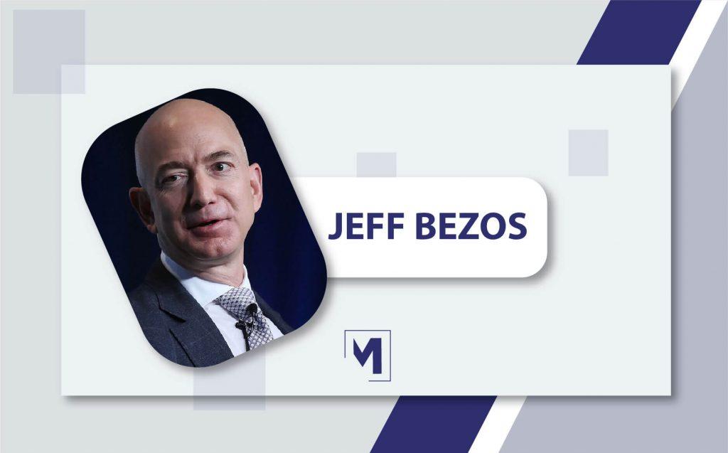 MJeff Bezos - Entrepreneur | The Money Gig