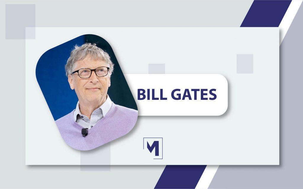 Bill Gates - Entrepreneur | The Money Gig