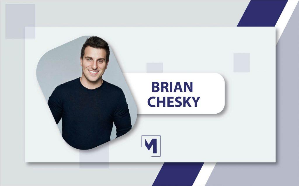 Brian Chesky - Entrepreneur | The Money Gig