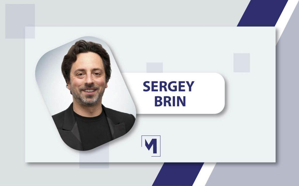 Sergey Brin - Entrepreneur | The Money Gig