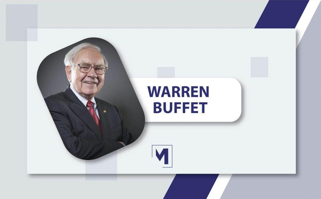 Warren Buffet - Entrepreneur | The Money Gig