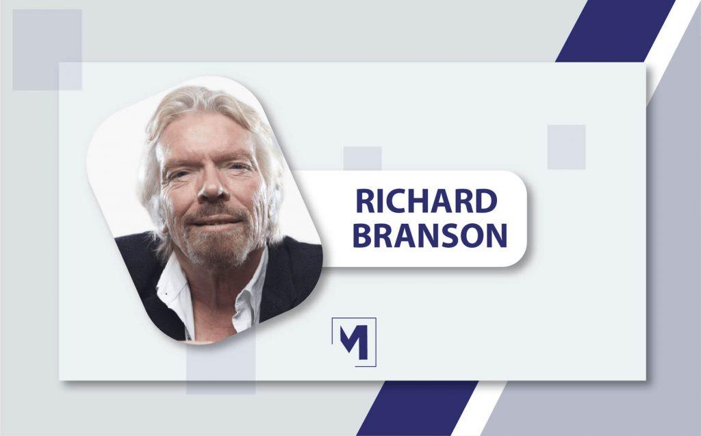BeRichard Branson - Entrepreneur | The Money Gig